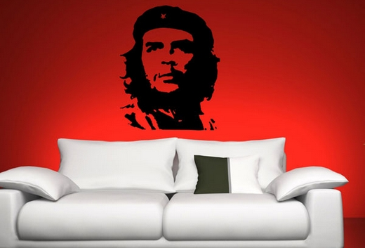 che guevara auto tattoo pictures to pin on pinterest. Black Bedroom Furniture Sets. Home Design Ideas