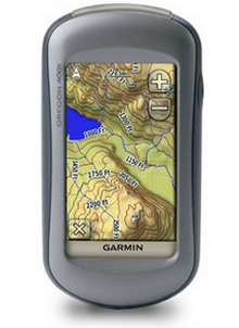Garmin Oregon GPS