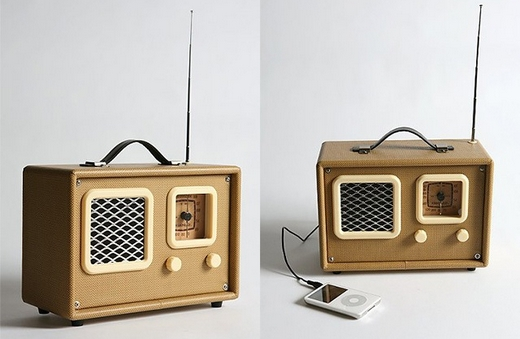 Retro iPod-Radio