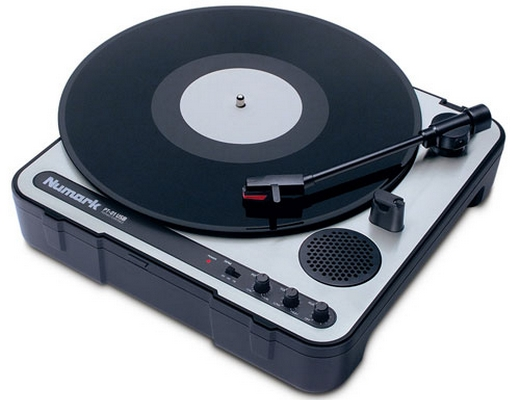 Numark USB-Turntable