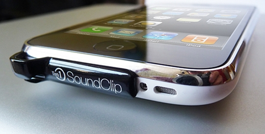 iPhone Soundclip