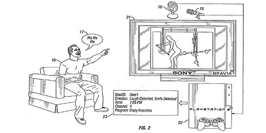 Sony PS3: Patent für Emotionserkennung