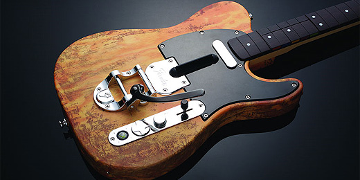 Rock Band: Mad Catz bringt Fender Telecaster