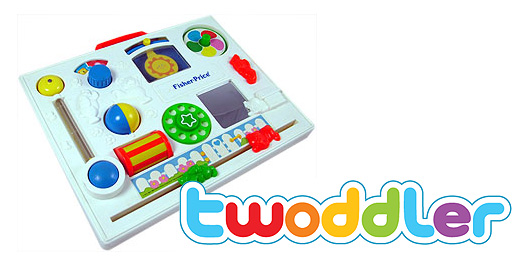 Twoddler: Fisher-Price Board mit dem Kids twittern