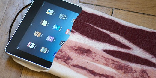 iPad im Speckmantel: iPad Bacon Case