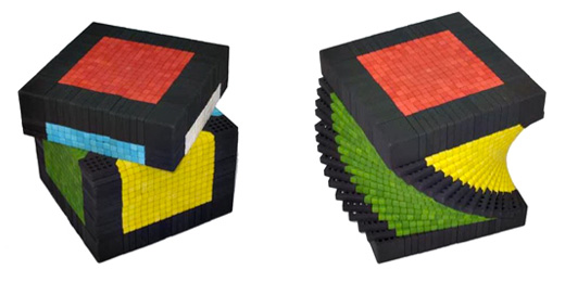 Over The Top Rubiks Cube: Kniffelig und teuer