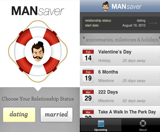 Cool-App: Man Saver rettet Männer in Not