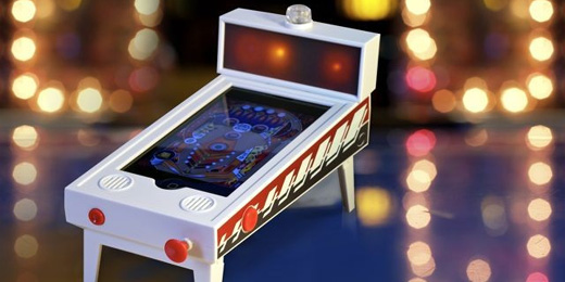 Pinball Magic: Aus iPhone wird Flipper