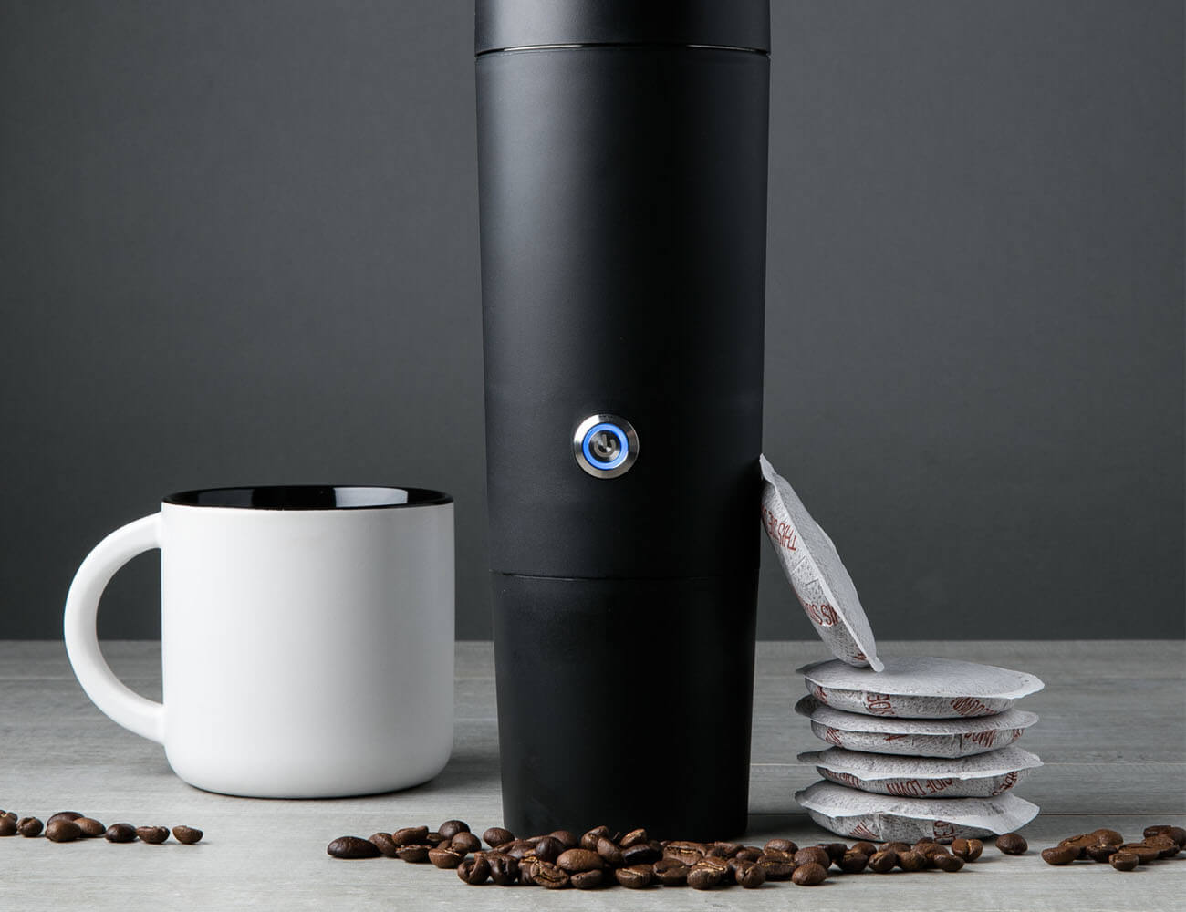 Kaffee Gadgets: Hey Joe Kaffeebecher
