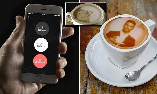 Kaffee Gadgets: Ripple Maker