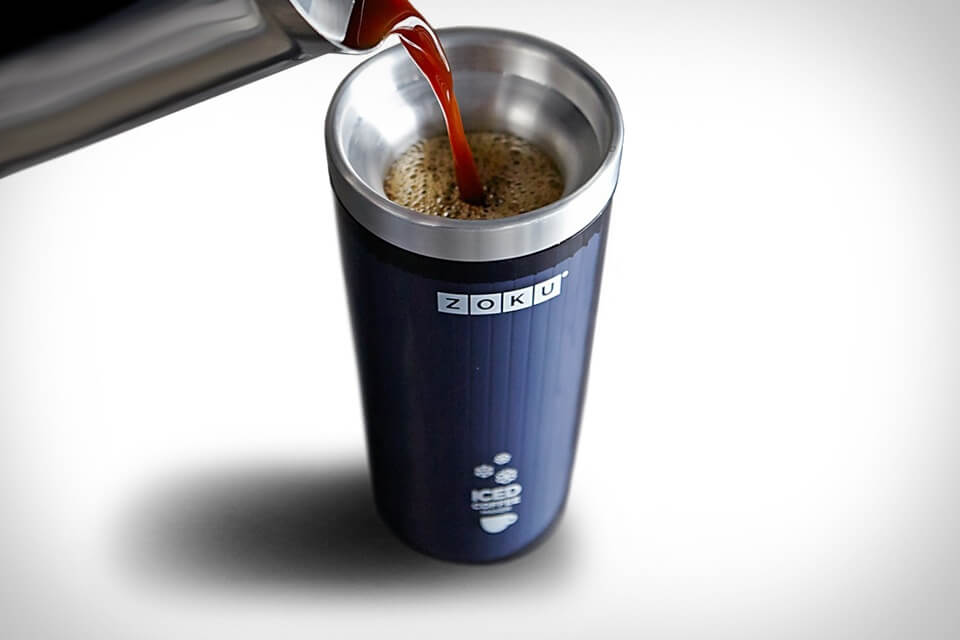 Kaffee Gadgets: Zoku Iced Coffee Maker