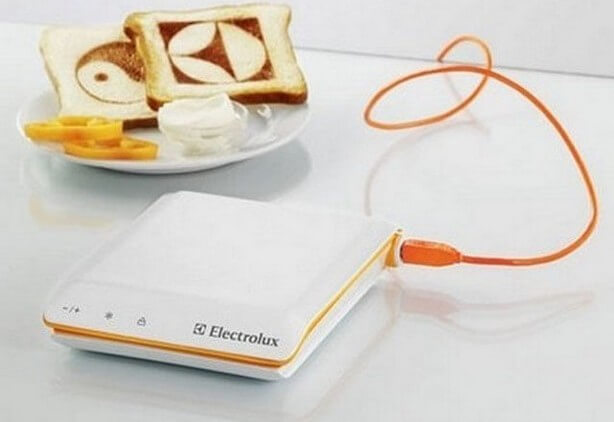 Electrolux News Toaster
