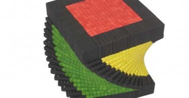 Rubiks over the top