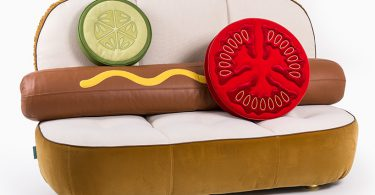 Hot Dog Sofa von Studio Job