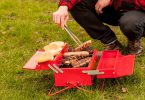 BBQ Toolbox - cooler Outdoor-Grill (Foto: Suck UK)